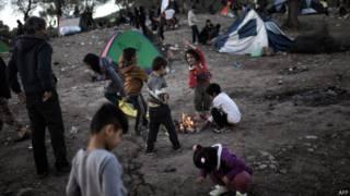 欧洲移民危机:至少1万个儿童失踪