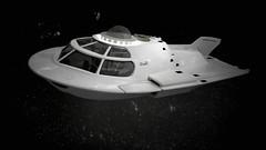 Proteus submarine  submerged, port side (janitor35) Tags: voyage 3d fantastic artwork model anniversary sub submarine blender rendering proteus uboot u91035