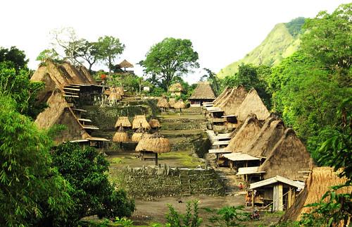 La aldea perdida