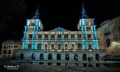 de paseo por Toledo (guillermo_fernandez) Tags: color noche spain arquitectura nikon toledo nocturna nikonistas
