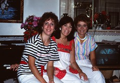 Daughters and Mother (rjl6955) Tags: newjersey jerseycity nj 1985 communipaw beagreco