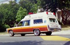 MFAS 1979 Cadillac Superior Ambulance (JSF0864) Tags: vintage superior cadillac ambulance