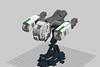 Petrel LDD (breadman017) Tags: digital 3d model lego spaceship starfighter spacefighter legodigitaldesigner starfightertelephonegame