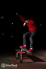 Smith Guido Ibaez (NicPic Spot) Tags: canon contraluz eos rebel d retrato board flash 7 smith skatepark skate segovia 7d skateboard mm pivot 50 ibanez fs patin nahuel ibaez caruana externo realce patinar difusor