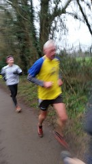 20160213_091658 (AnthonyLester229) Tags: cold wet grey woods running tonbridge parkrun event115 tailrunning 13february2016