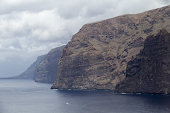 los gigantes (cyberjani) Tags: ocean island spain atlantic tenerife