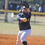 LEHS Varsity Softball Scrimmage vs Goose Creek 2-13-16