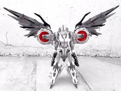 Evil angel arcee (sebastien.robo) Tags: angel prime evil transformers custom arcee beasthunter
