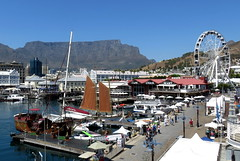V&A Waterfront, Cidade do Cabo (Sandro Helmann) Tags: africa southafrica capetown vawaterfront rodagigante cidadedocabo fricadosul capewheel
