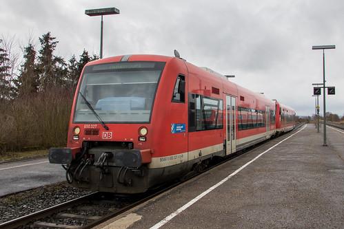 DB 650 327, Herbertingen