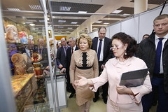 XХ выставку -ярмарку «ЛАДЬЯ. Весенняя фантазия-2016».