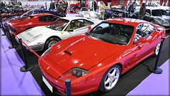 Espectáculo Ferrari