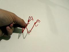 (olastuart) Tags: bird paper wings papel papercraft asas