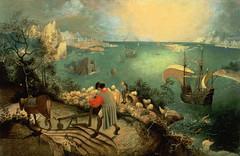 Landscape with the Fall of Icarus (lluisribesmateu1969) Tags: brussels bruegel musesroyauxdesbeauxartsdebelgique