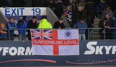 Rangers v Dundee (Jim Easton) Tags: park cup club scotland dundee flag scottish loyal dunfermline ibrox glasgowrangers