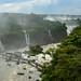 Passerelles sur le Rio Iguazu