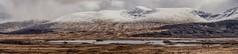 panorama of Rannoch moor (grahamd4) Tags: