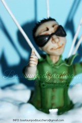 Topper cake paracadutista (bastaunpodizucchero) Tags: cloud cake nuvola handmade parachuting torta parachute decorazione fondant panna parachutes artigianato porcelanafria artigianale fattoamano paracadutista toppercake pastadimais pastadizucchero porcellanafredda artigianatopersonalizzato bastaunpodizucchero
