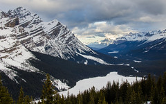 Peyto Lake (michael__williamson) Tags: rockymountains peytolake