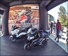 Stand de BMW Motorrad
