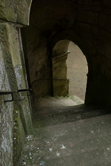 IMG_6605 (James___UK) Tags: old castle staircase wardourcastle stonestaircase lightflooding