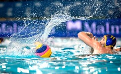 FINA Men's Water polo Olympic Games Qualifications Tournament 2016 - Trieste (ITA) (fina1908) Tags: blue italy white fina ita trieste waterpolo olympicgames qualification 2016 pallanuoto tournament2016 11blaimallarachesp