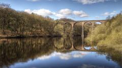 Entwistle Viaduct (Jay-Aitch) Tags: bridge landscape lumix scenery g viaduct panasonic vario gx8 14140f3556