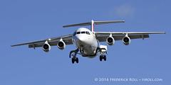 Swissair RJ100 ~ HB-IXS