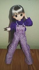 Take my hand... (Ninotpetrificat) Tags: toys mono doll handmade lila juguete puppe muñeca obitsu japantoy japandoll mamachapp