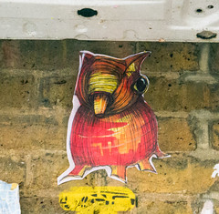 East London Pasteup (cocabeenslinky) Tags: street city uk england urban streetart london pasteup art up lumix photography graffiti march artist photos paste united capital kingdom east panasonic graff eastend artiste 2016 dmcg6 cocabeenslinky