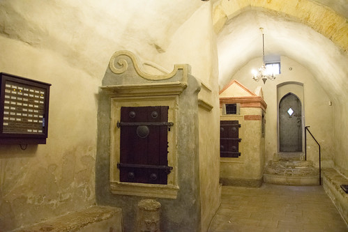 Old New Synagogue Staronová synagoga