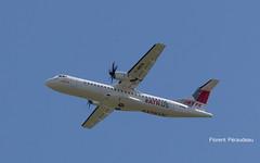 F-WWEW ATR ATR 72-600 (72-212A) - cn 1316 (Flox Papa) Tags: papa fp florent flox praudeau