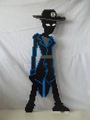 LEGO  Snowman (ProfMadness) Tags: black art english rose dave john jack snowman lego felt lord queen jade pixel pixelart exile eternia hussie anfrew sgrub sburb homestuck