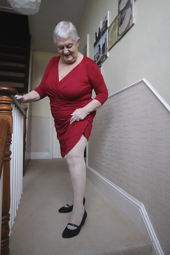 Frocks on the stairs 61/1