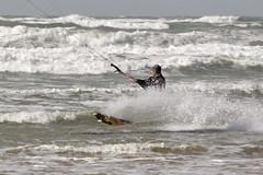 Kitesurf (Ewen Le Gall) Tags: surf bretagne kitesurf voile windsurf nautisme erdeven