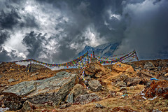 Annapurna Base Camp (Joshi Anand) Tags: nepal india trek nikon nef d750 handheld nikkor pokhara pune vr joshi anand 1635 annapurnabasecamp anandjoshi