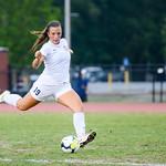 BHS Varsity Girls Soccer Playoffs  5/2/16
