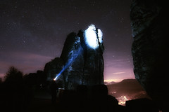 Lichtjger (Rainer Schund) Tags: light nature nikon natur lightrays felsen elbsandsteingebirge fantastisch bastai nikond700 naturemasterclass natureexploring lichtjger