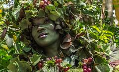 DIVINE (floridaplunge) Tags: portrait green nature beautiful botanical orlando florida disney divine waltdisneyworld animalkingdom