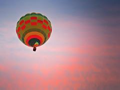 Westward (krheesy) Tags: sky balloon canberra balloonaloft