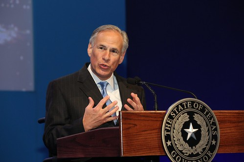 Greg Abbott, Governor of Texas by World Travel & Tourism Council, on Flickr