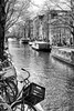 Amsterdam Landscapes (10 of 12) (CaptainAperture) Tags: amsterdam landscape canal bloemgracht