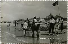 1069 - PC Noordwijk ZH (Steenvoorde Leen - 2.1 ml views) Tags: history strand boulevard postcards noordwijk kust ansichtkaart noordwijkaanzee badplaats oldcards oudnoordwijk