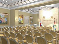 Вершинин Резиденция губернатора 2005 Зал кабинет переговорная (2)