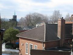 View of Hampstead Parish Church from Holly Hill (John Steedman) Tags: uk greatbritain england london unitedkingdom hampstead stjohntheevangelist grossbritannien     grandebretagne stjohnathampstead