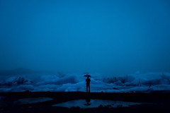 Contemplation (Mark Heeney UK) Tags: night is iceland east iceberg jokulsarlon sonya77 markheeneyuk sal1650