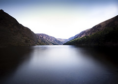 Out of the Darkness (Rus) Tags: longexposure landscape glendalough wicklow manfrotto upperlake cablerelease nd400 sigma1020 minersvillage camaderry leefilters ndgradfilters anspinc nikond5000 adobecc