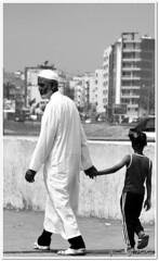 DSC_0160 bn (Gianluigi Pintus Photography) Tags: family costa famiglia bn e marocco casablanca padre bianco nero nonno crociera spagna lisbona portogallo figlio cadice tangeri