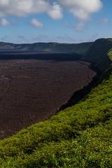 Pacific Rim (Spencer Cooke) Tags: southamerica nature beautiful canon landscape outdoors volcano ecuador peaceful crater caldera serene ultrawide magma galapagosislands sierranegra isabelaisland islaisabela spencerthecookephotography vulcansierranegra