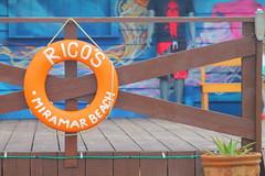 Miramar Beach (HectorVaM) Tags: beach colors mexico playa tamaulipas miramar escollera